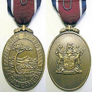 John Chard Medal