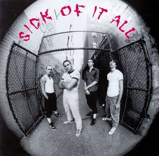 <i>Sick of It All</i> (EP) extended play by Sick of It All