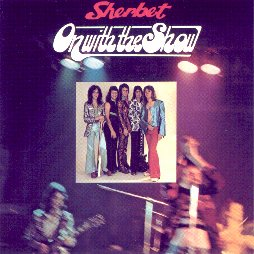<i>On with the Show</i> (Sherbet album) 1973 studio album by Sherbet