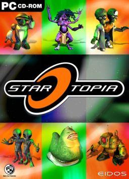 скачать игру Startopia - фото 6