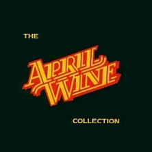 The April Wine Collect...J Logo Fire