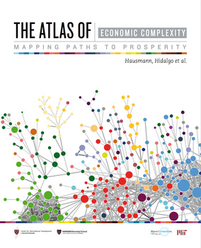 Global Economics Gets a Facelift With The Atlas of Economic Complexity