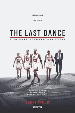 Picture of a TV show: The Last Dance