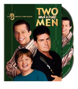 <i>Two and a Half Men</i> (season 3) season of television series
