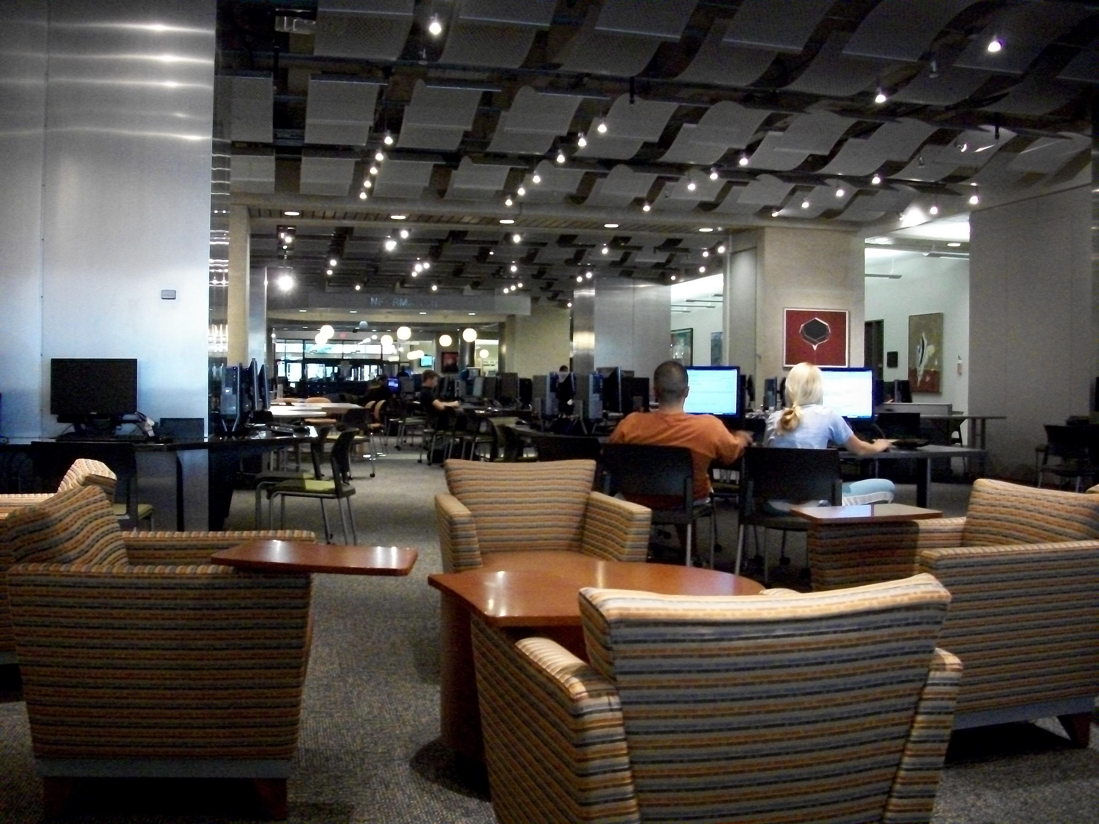 FileUTSA Campus John Peace Library