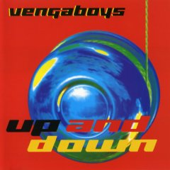 Vengaboys — Up and Down (studio acapella)