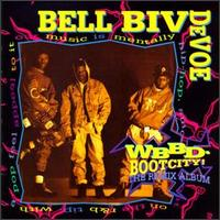 <i>WBBD-Bootcity!: The Remix Album</i> 1991 remix album by Bell Biv DeVoe
