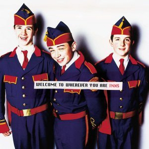<i>Welcome to Wherever You Are</i> 1992 studio album by INXS