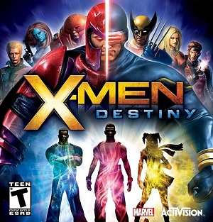 X-Men: Destiny - Wikipedia, the free encyclopedia