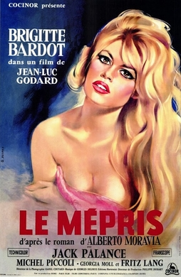 Picture of a movie: Contempt