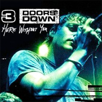 3 doors down here without you album art 1