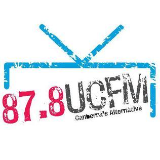 87.8 UCFM Radio station in Canberra