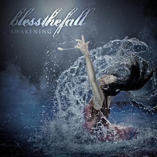<i>Awakening</i> (Blessthefall album) 2011 studio album by Blessthefall