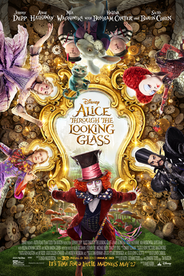 Alice Through The Looking Glass 2016 Film Wikipedia
