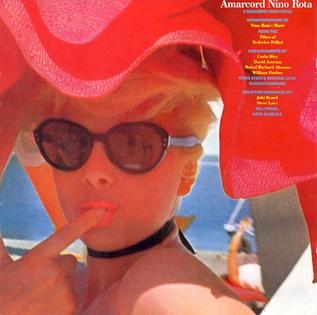 <i>Amarcord Nino Rota</i> Studio album by (Various)