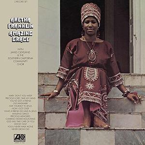 <i>Amazing Grace</i> (Aretha Franklin album) album by Aretha Franklin