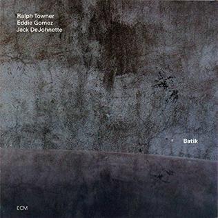 <i>Batik</i> (album) 1978 studio album by Ralph Towner