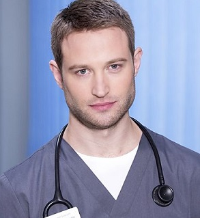 Caleb Knight Fictional registrar emergency medic in BBC TV medical drama Casualty