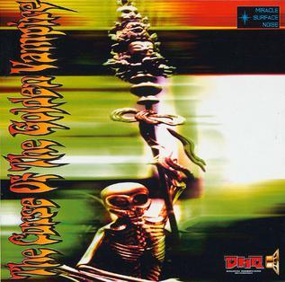 <i>Curse of the Golden Vampire</i> 1998 studio album by Curse of the Golden Vampire