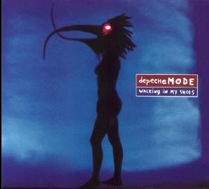 Walking in My Shoes 1993 single by Depeche Mode