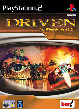 New Playstation 5 >> Driven (video game) - Wikipedia