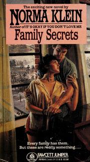 8ba7d5847684 Family Secrets (novel) - Wikipedia