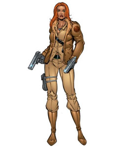 Cover Girl (<i>G.I. Joe</i>) G.I. Joe character