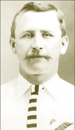 Albert Goldthorpe English rugby union player