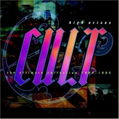 <i>High Octane Cult</i> 1996 compilation album by The Cult