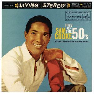 <i>Hits of the 50s</i> 1960 studio album by Sam Cooke