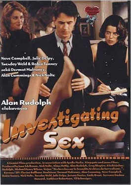 Investigating Sex VideoCover ... [Learning Objectives]; [Suitability for Online Role Play]; [Scenario] ...