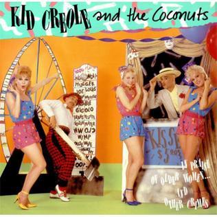 Kid Creole Y The Coconuts Que Pasa Mi No Pop I