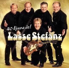 <i>40 ljuva år!</i> 2006 compilation album by Lasse Stefanz