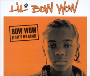 Lil' Bow Wow featuring Snoop Dogg - Bow Wow (That's My Name) (studio acapella)