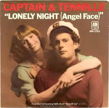 Lonely Night (Angel Face) single by Captain & Tennille