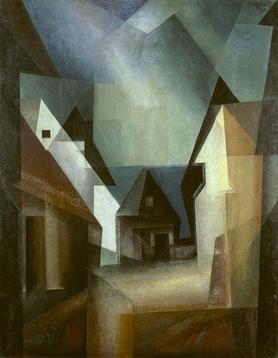 Risultati immagini per feininger paintings