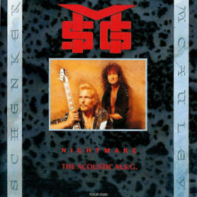 <i>Nightmare: The Acoustic M.S.G.</i> 1992 EP by McAuley Schenker Group