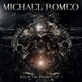 <i>War of the Worlds, Pt. 1</i> 2018 studio album by Michael Romeo