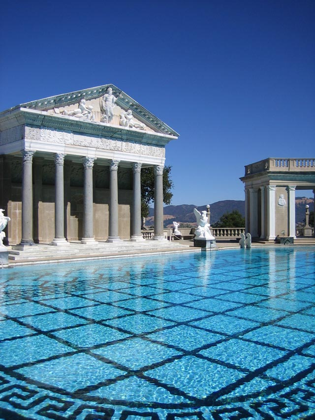 Neptune pool wikipedia for Roman architecture house design