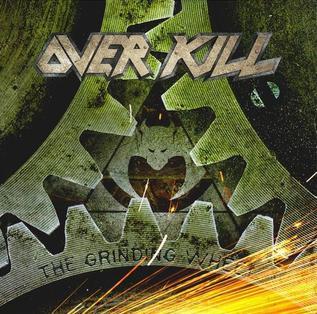 <i>The Grinding Wheel</i> 2017 studio album by Overkill