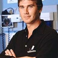 Patrick Spiller Fictional registrar emergency medic in BBC TV medical drama Casualty
