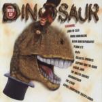 Cover of Petra tribute album, Never Say Dinosaur