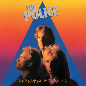<i>Zenyatta Mondatta</i> 1980 album by The Police