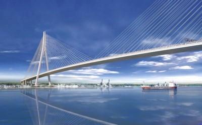 Gordie Howe International Bridge - Wikipedia