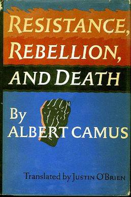 albert camus create dangerously essay Create dangerously: albert camus and his quest for meaning  consider these lines from his essay create dangerously,  albert camus and the quest for.