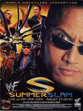 Post image of WWF Summerslam 2000