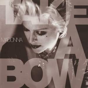 Madonna - Take a Bow (studio acapella)