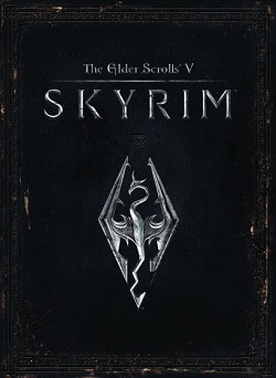 Picture of a game: Skyrim