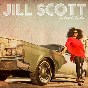 <i>The Light of the Sun</i> 2011 studio album by Jill Scott