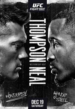 Ufc Fight Night Thompson Vs Neal Wikipedia
